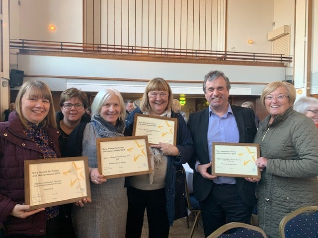 Bury CCG and General Practice awards